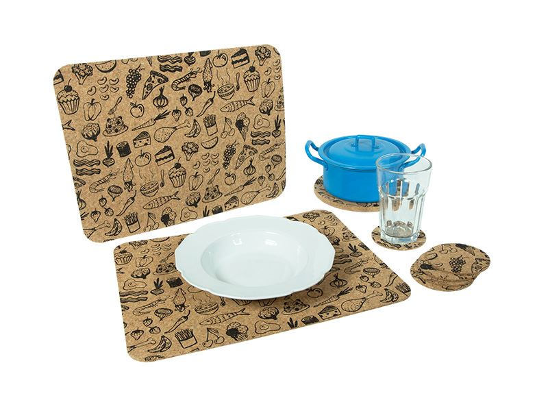 1210-F | Tablemats